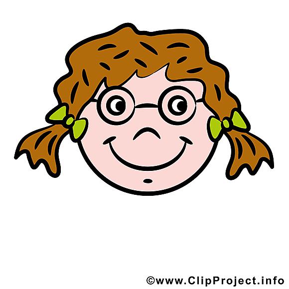 À lunettes smiley dessin gratuit