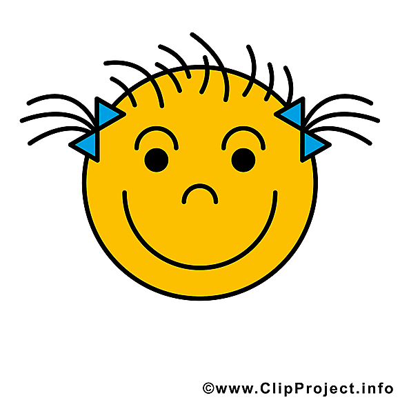 Frimousse smiley dessin gratuit