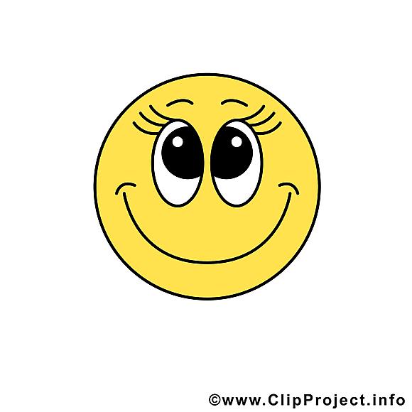 Sourire émoticône images gratuites