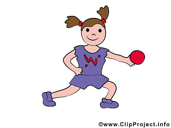 Balle dessin à télécharger - Fitness images