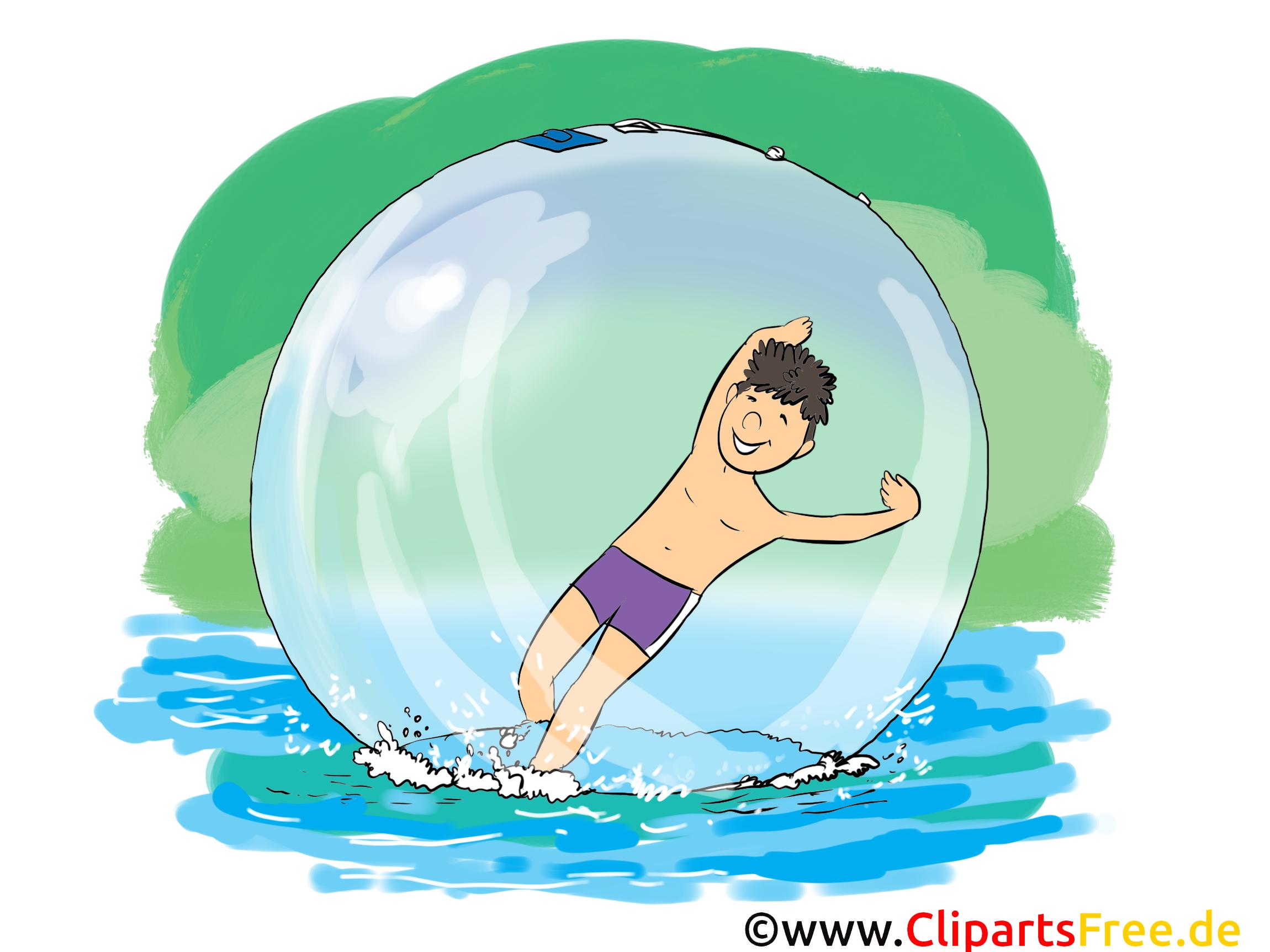 Boule dessin gratuit - Mer clip arts gratuits