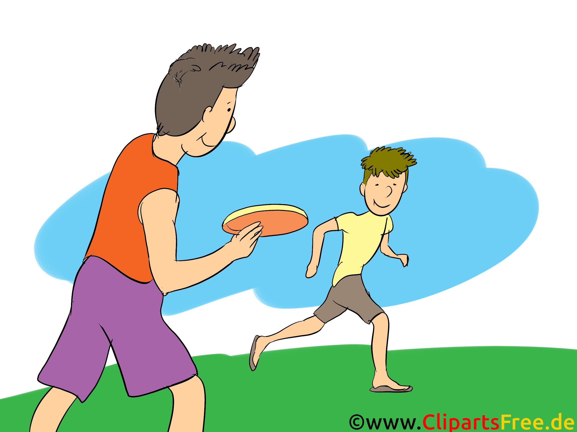 Frisbee image à télécharger