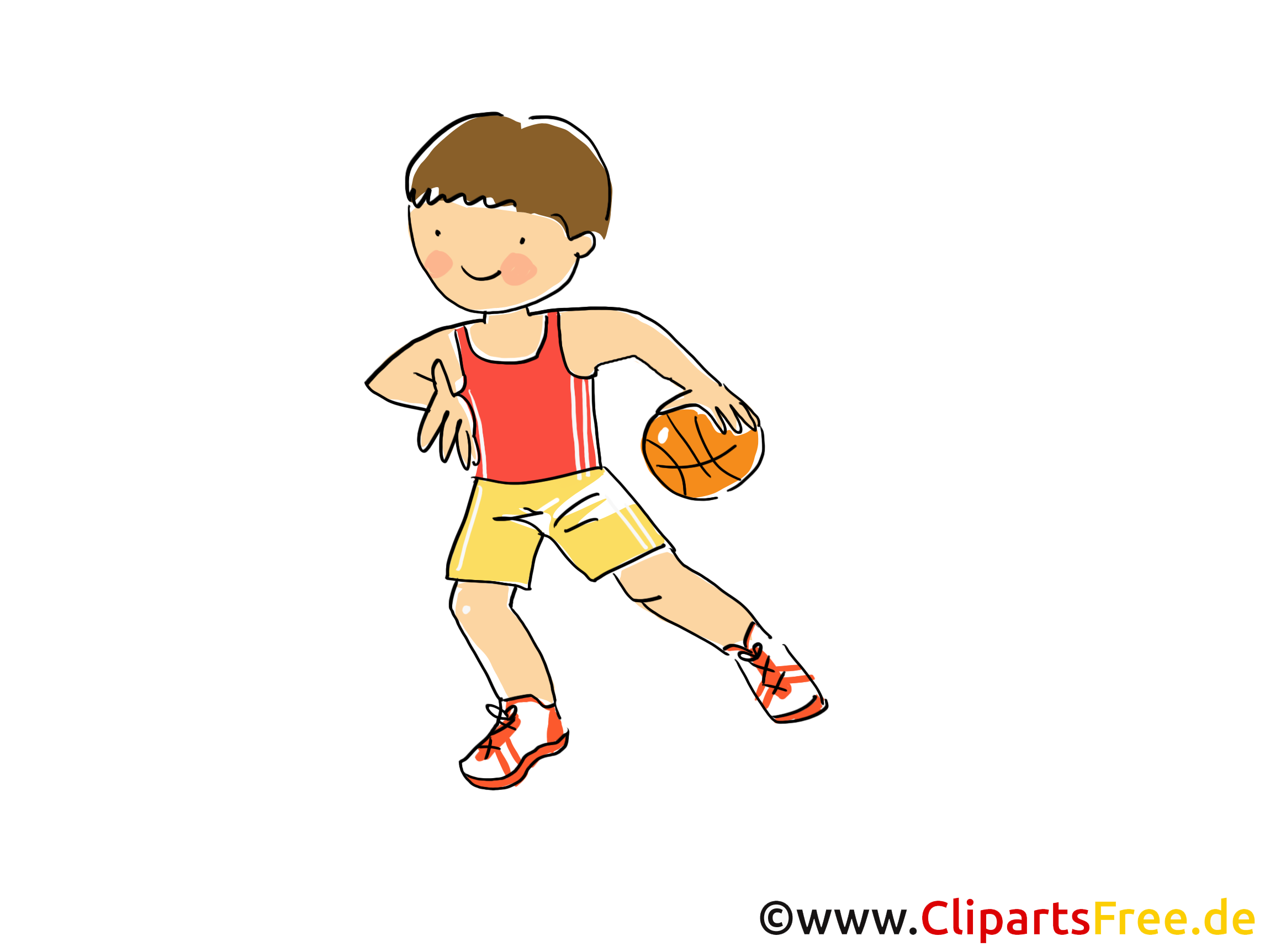 Hand-ball images - Balle dessins gratuits
