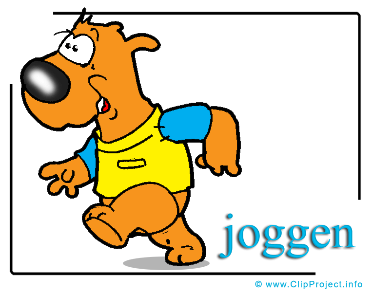 Jogging image gratuite - Course cliparts