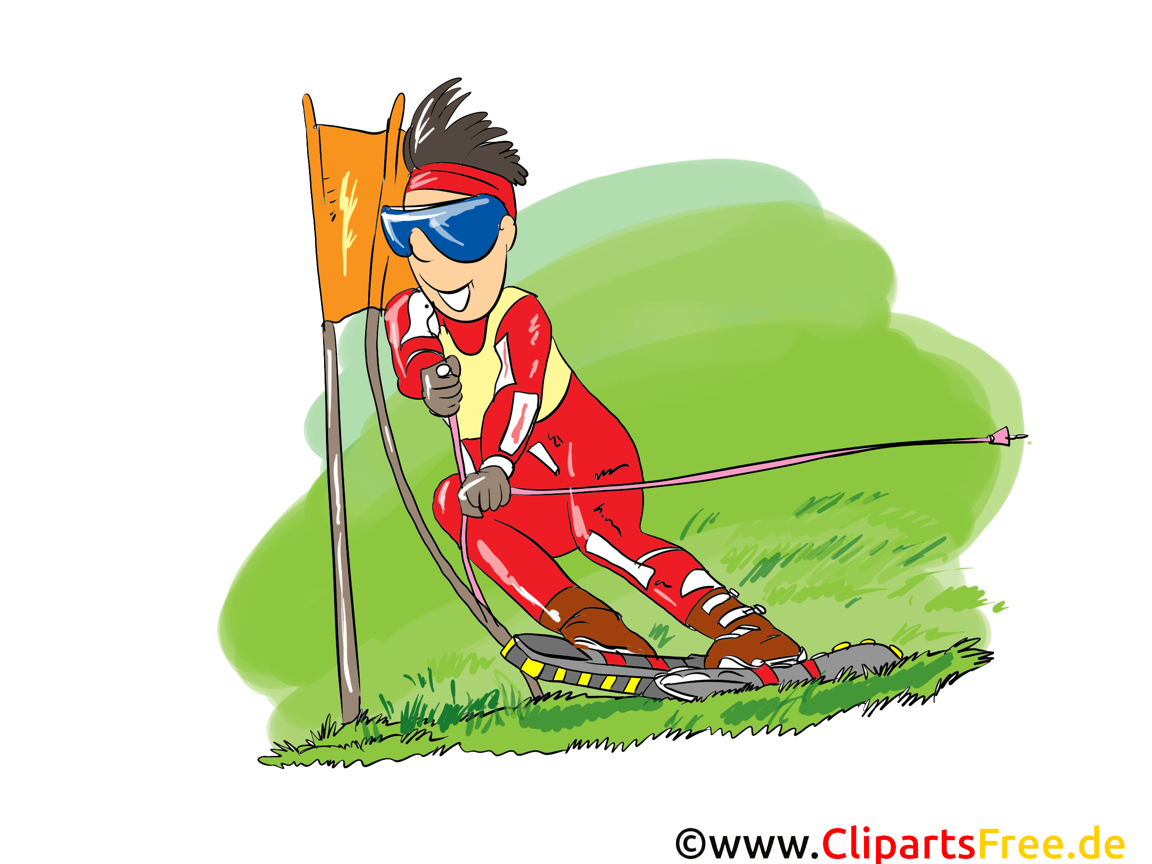"""Résultat de recherche d'images pour """"ski sur herbe"""""""