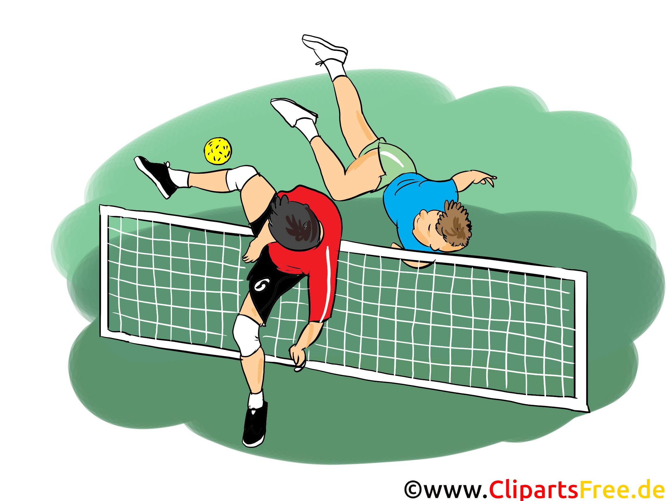 Tennis-ballon dessins - Futnet clipart gratuit - Sport dessin, picture ...