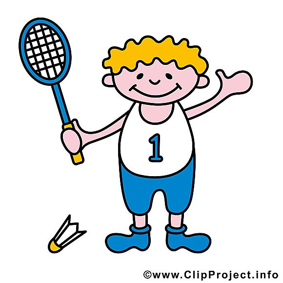 Tennis cliparts gratuis - Raquette images gratuites