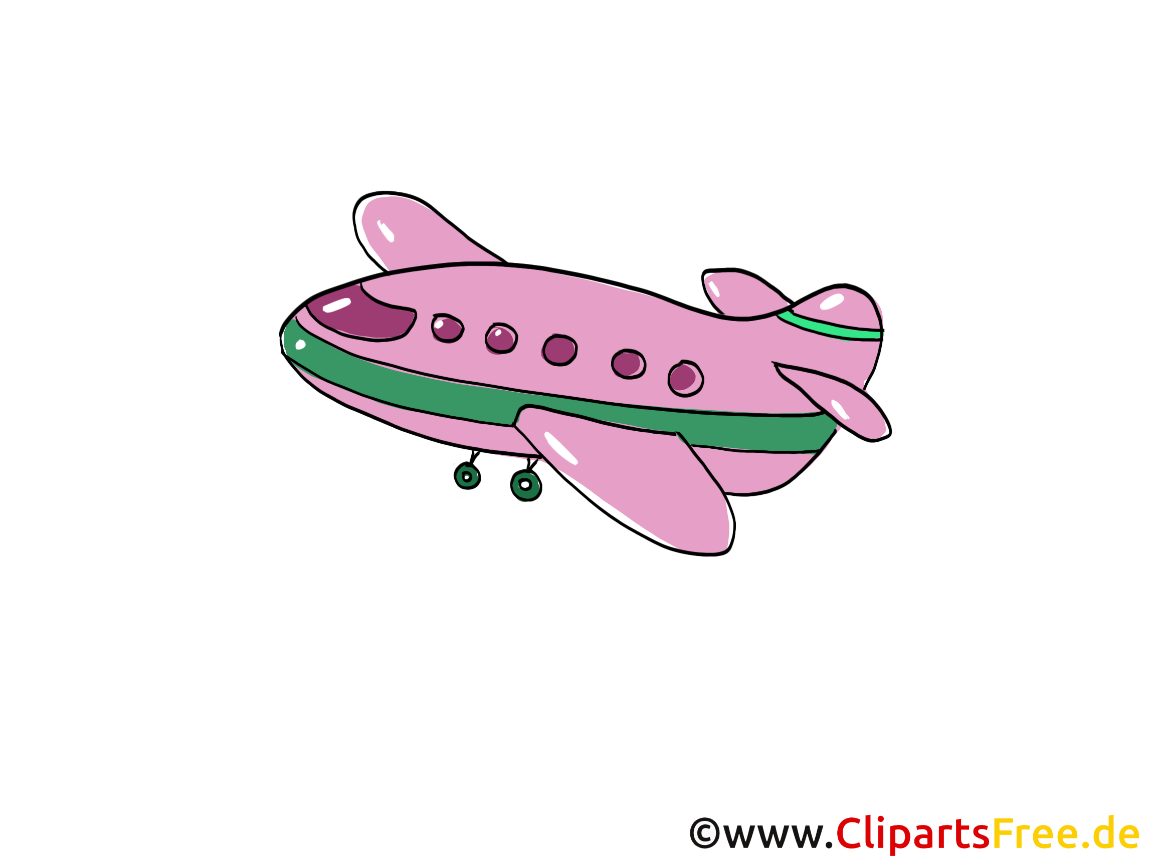 Avion image gratuite illustration