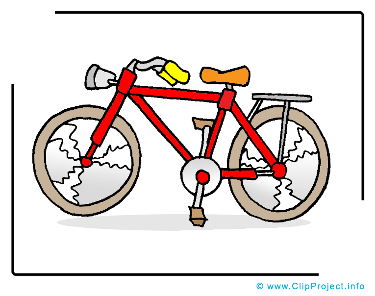 Bicyclette illustration images gratuites