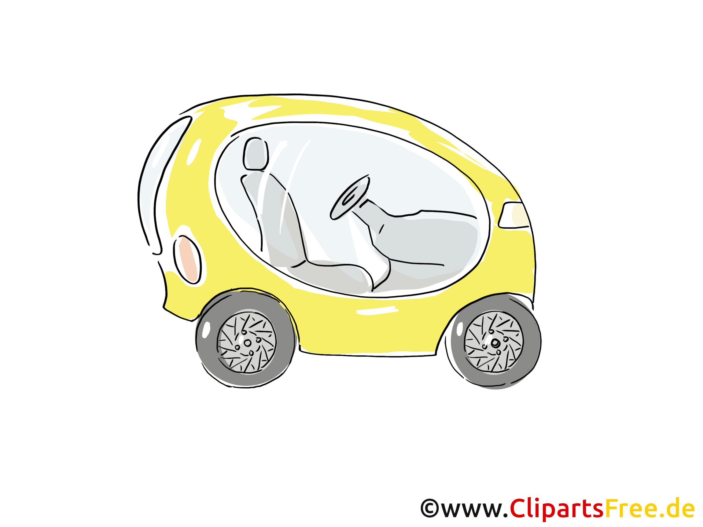 Concept-car images clip art gratuit