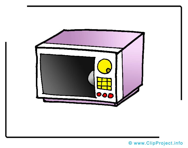 Micro-onde illustration à télécharger gratuite