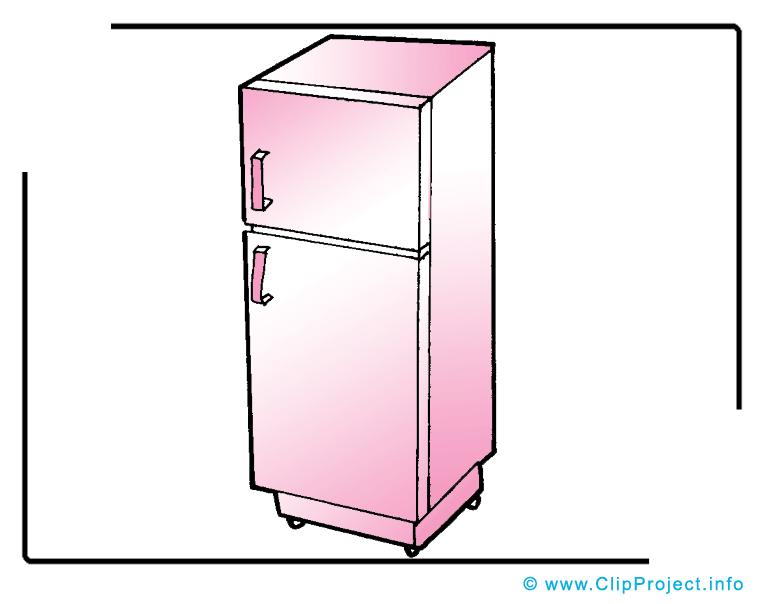 Réfrigérateur images - Frigidaire clip art gratuit