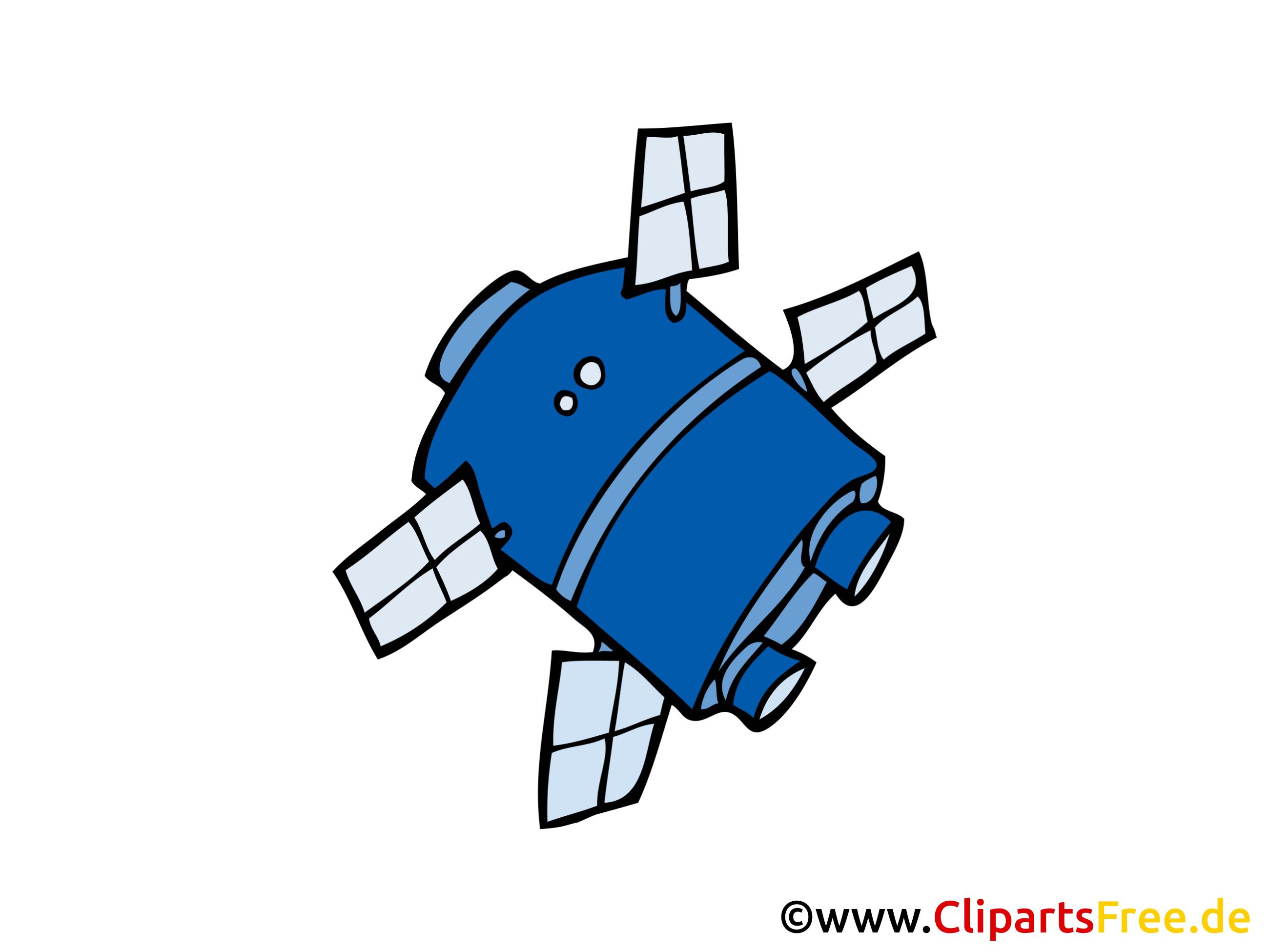 Satellite clip art gratuit images gratuites