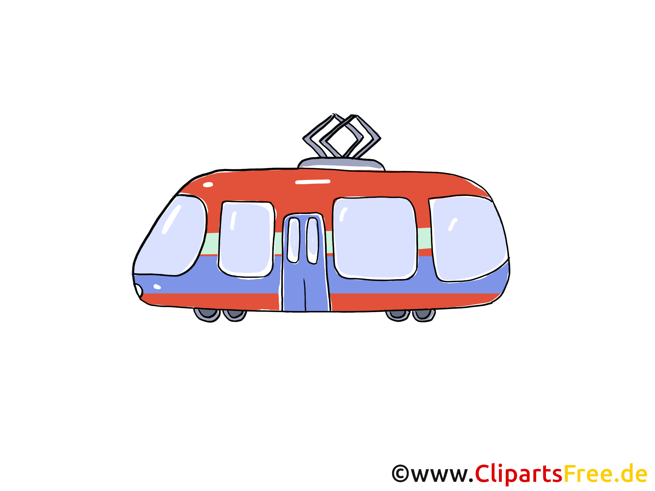 Tramway image gratuite images cliparts