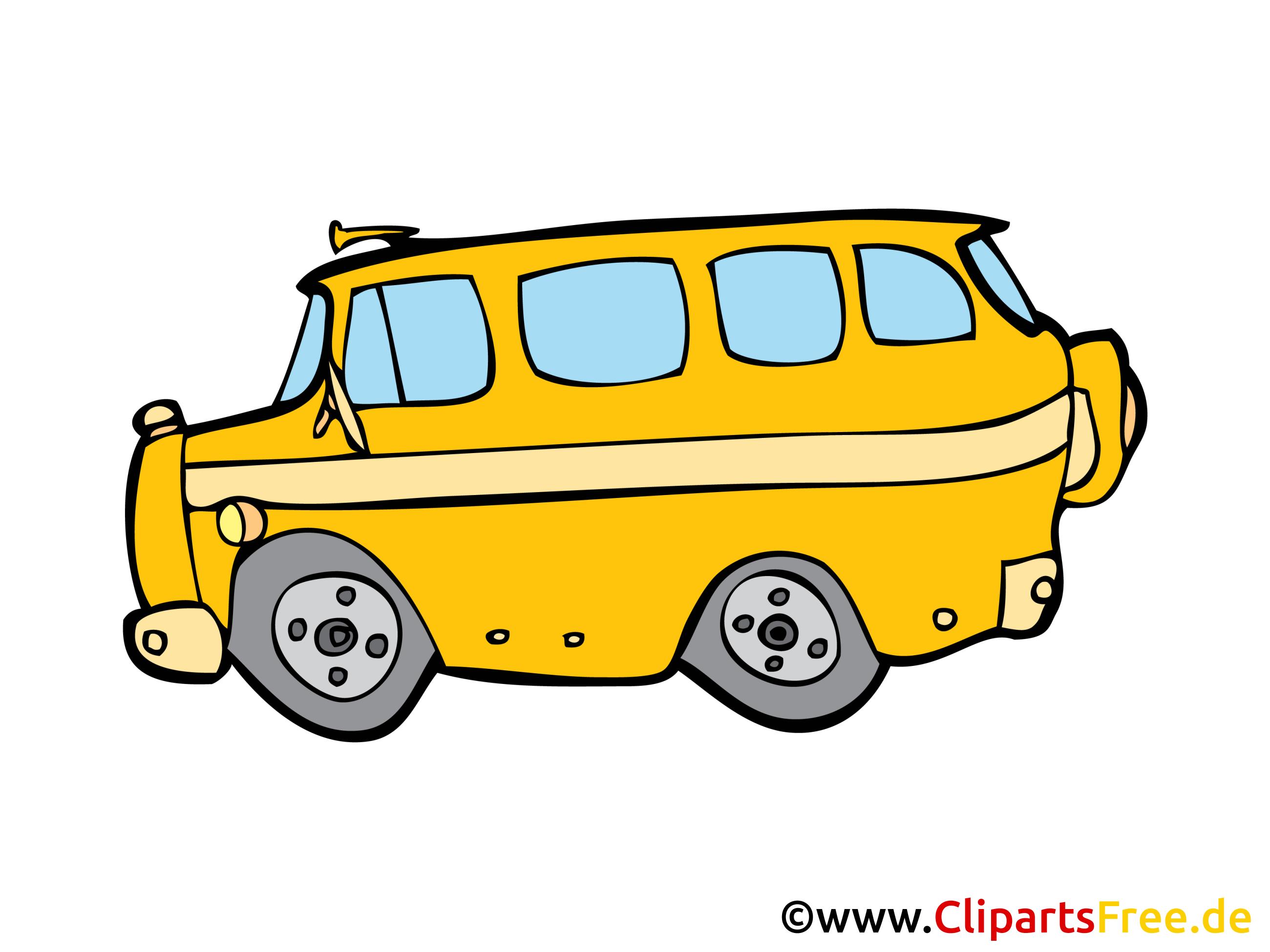 Bus scolaire images - Voiture clip art gratuit