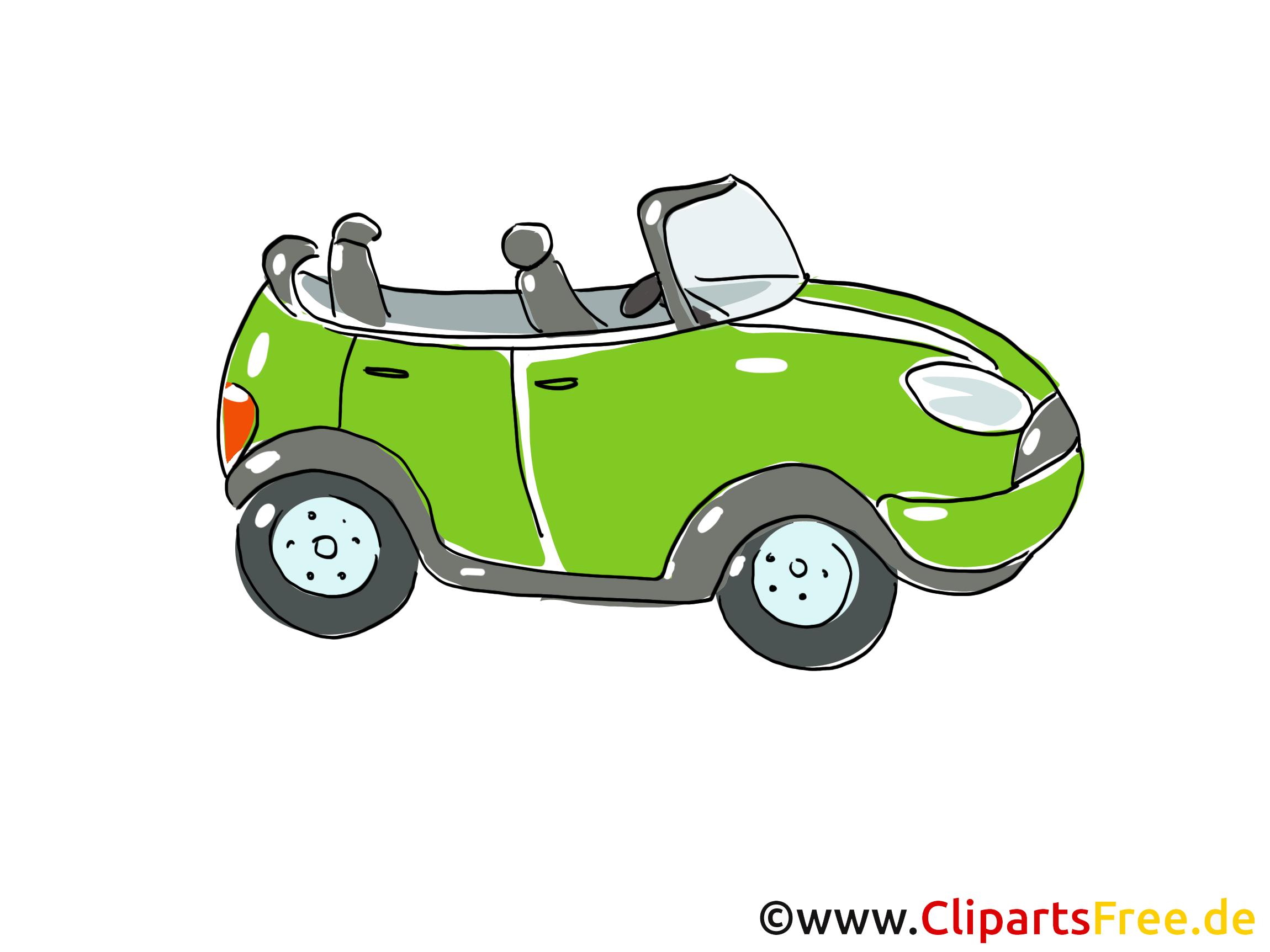Cabriolet clipart gratuit images