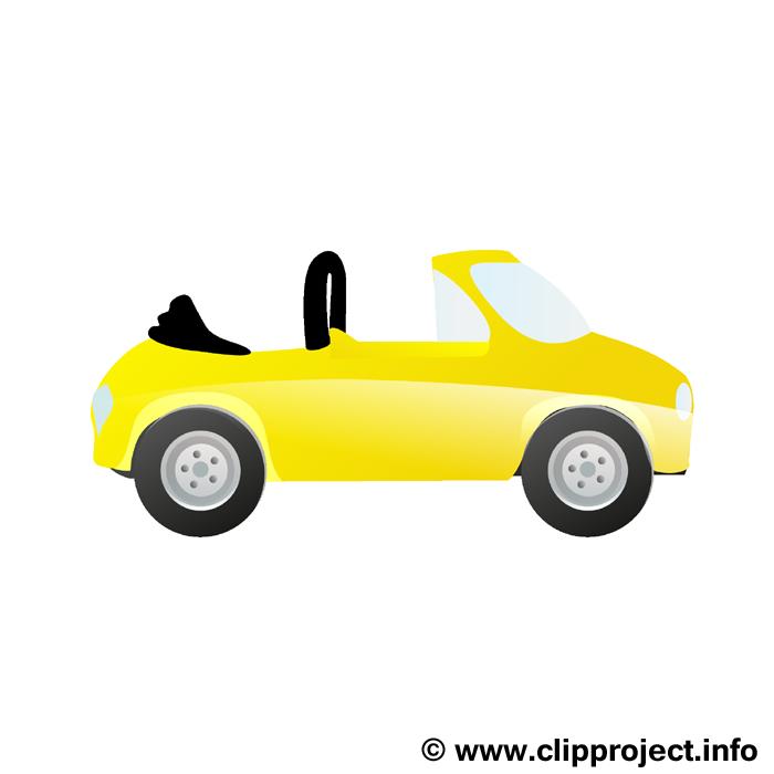 Cabriolet illustration gratuite - Voiture image