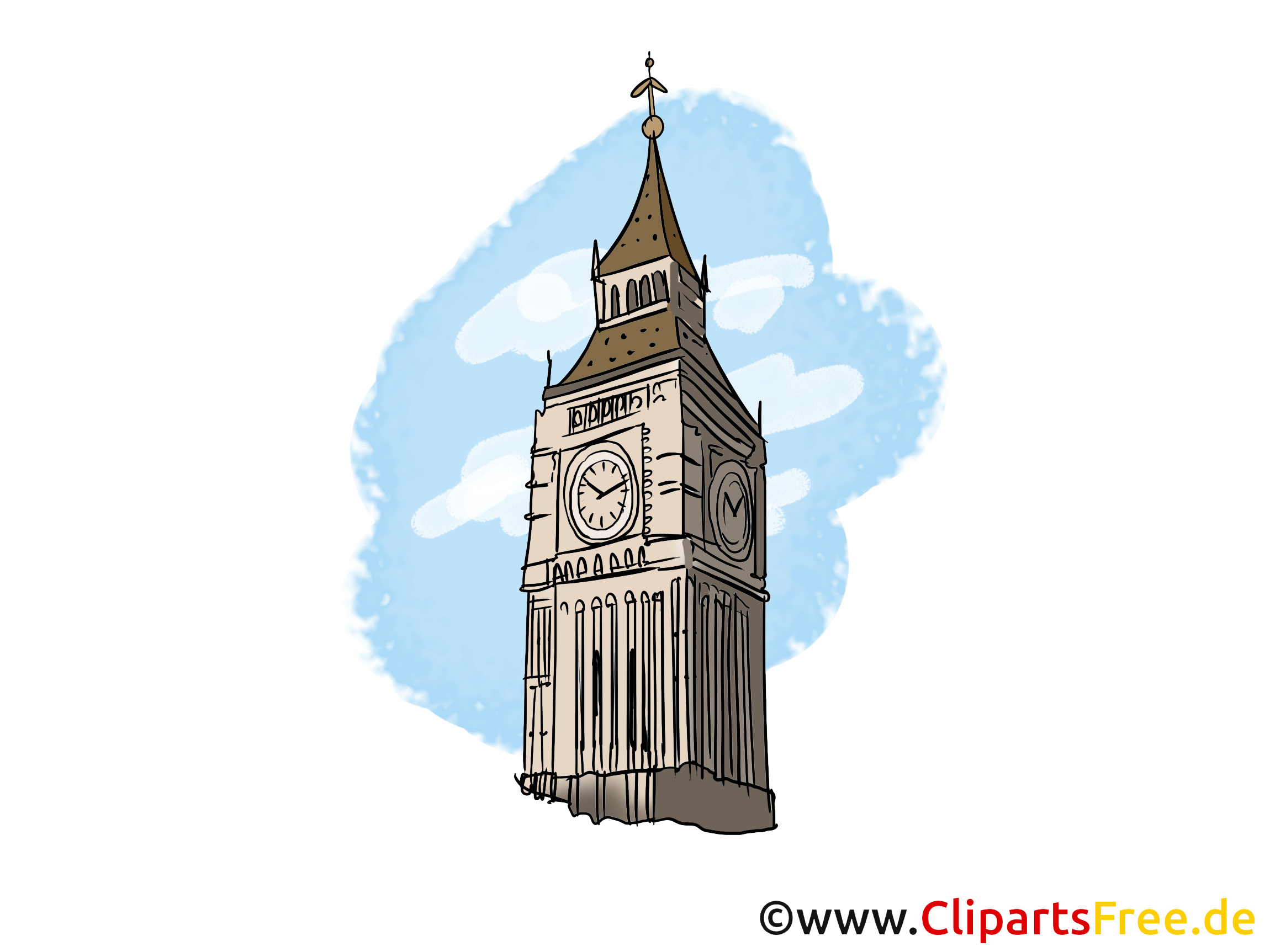 Big Ben images - Londres dessins gratuits