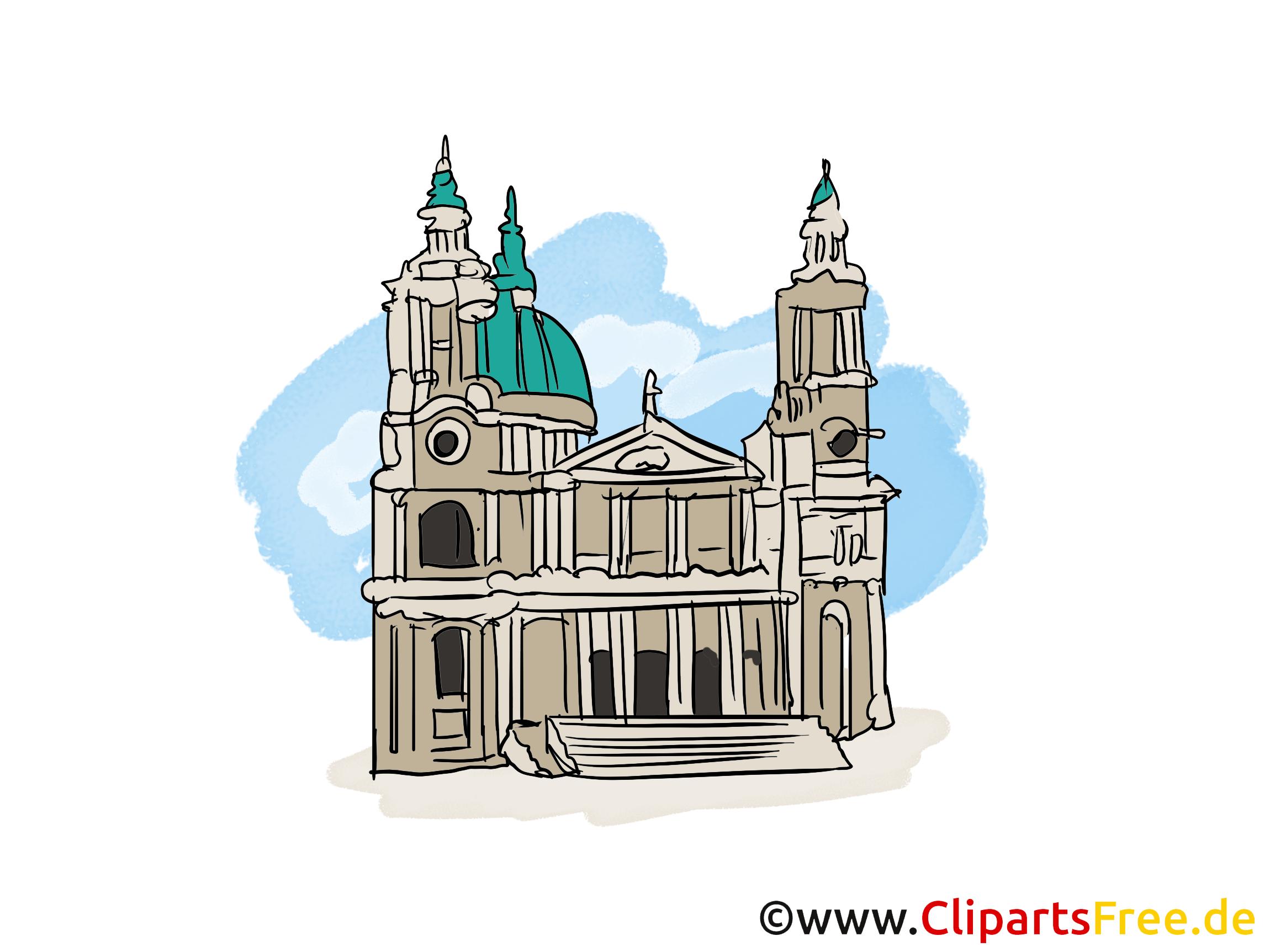 Cathédrale image gratuite - Église images cliparts
