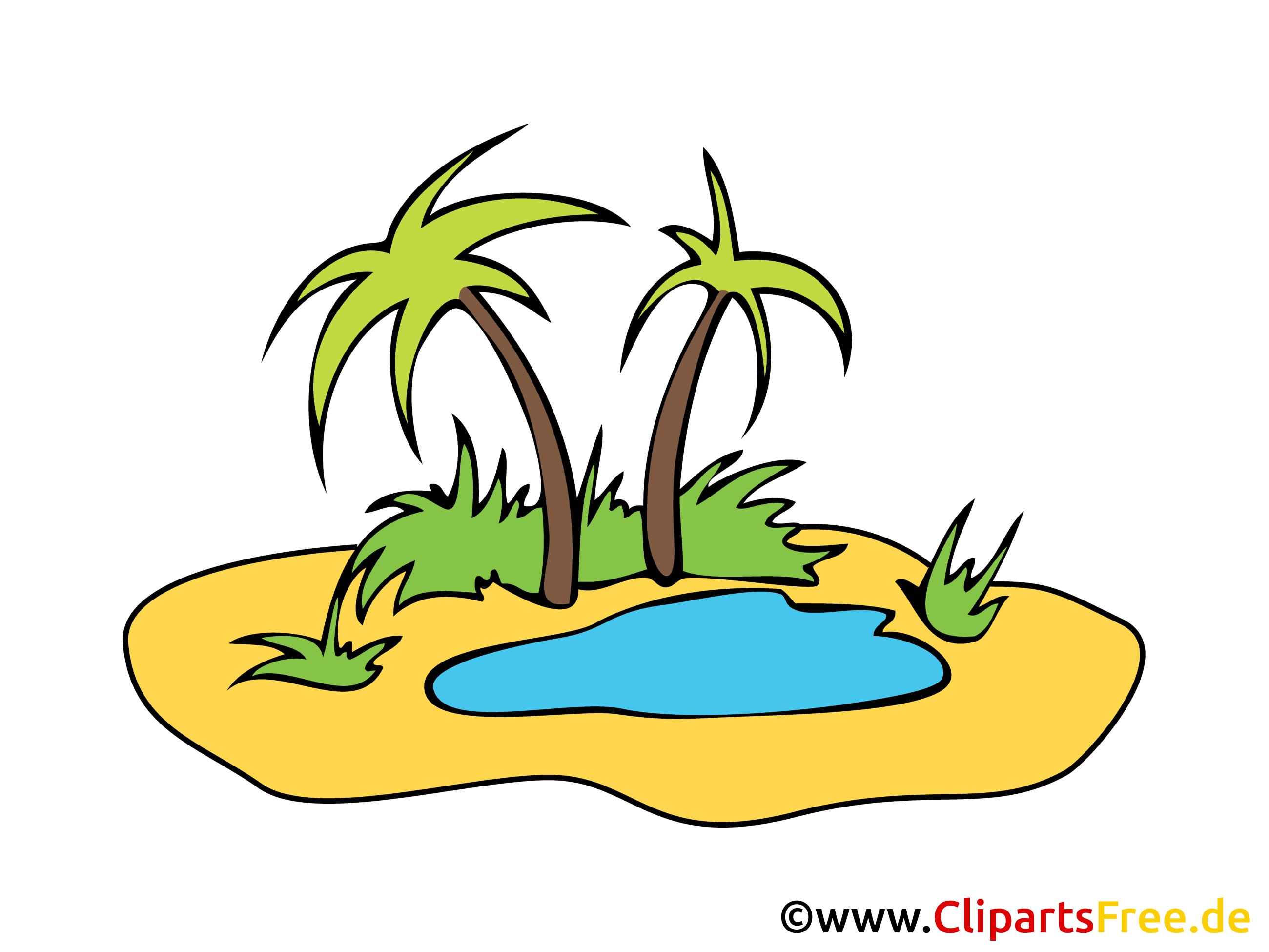 Oasis clip art cliparts - Palmier clipart ...