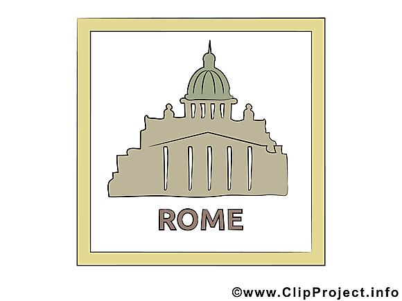 St. Peter's Basilica image à télécharger - Vatican clipart