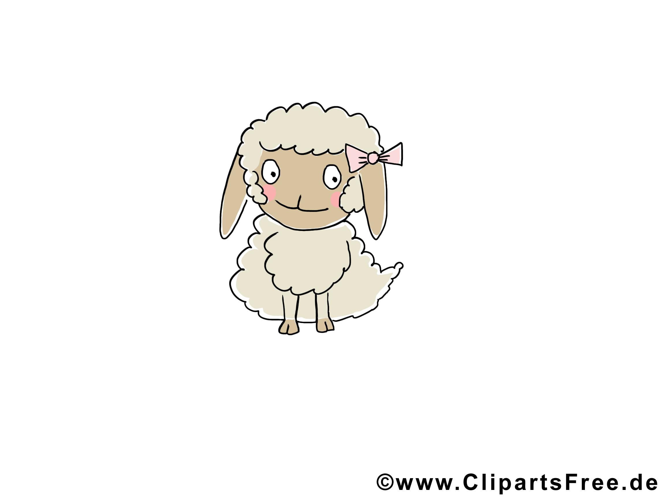 Mouton images gratuites – Animal clipart