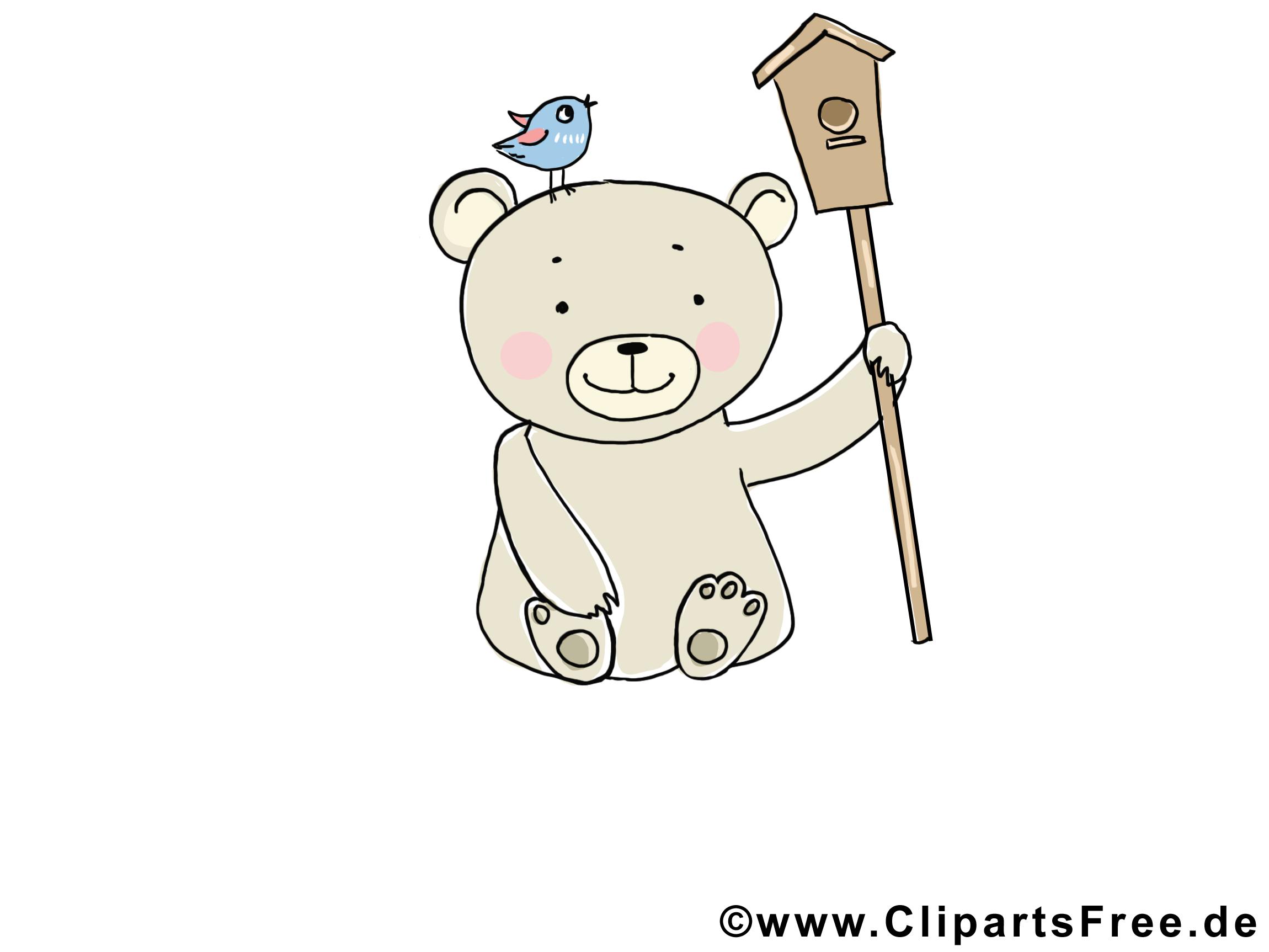 Nichoir image gratuite – Animal clipar