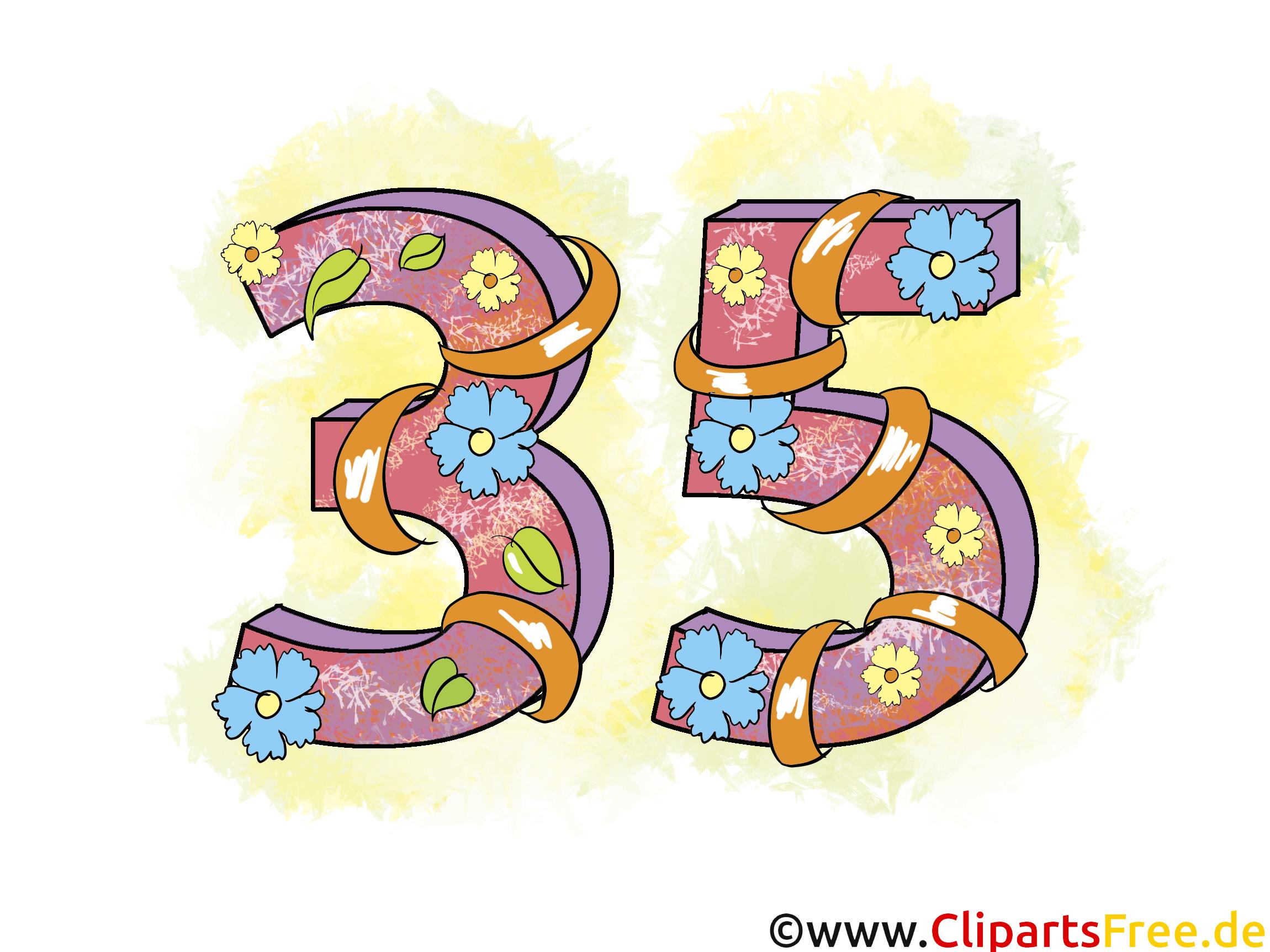 35 ans dessin anniversaire cliparts t l charger anniversaire dessin picture image - Clipart anniversaire gratuit telecharger ...