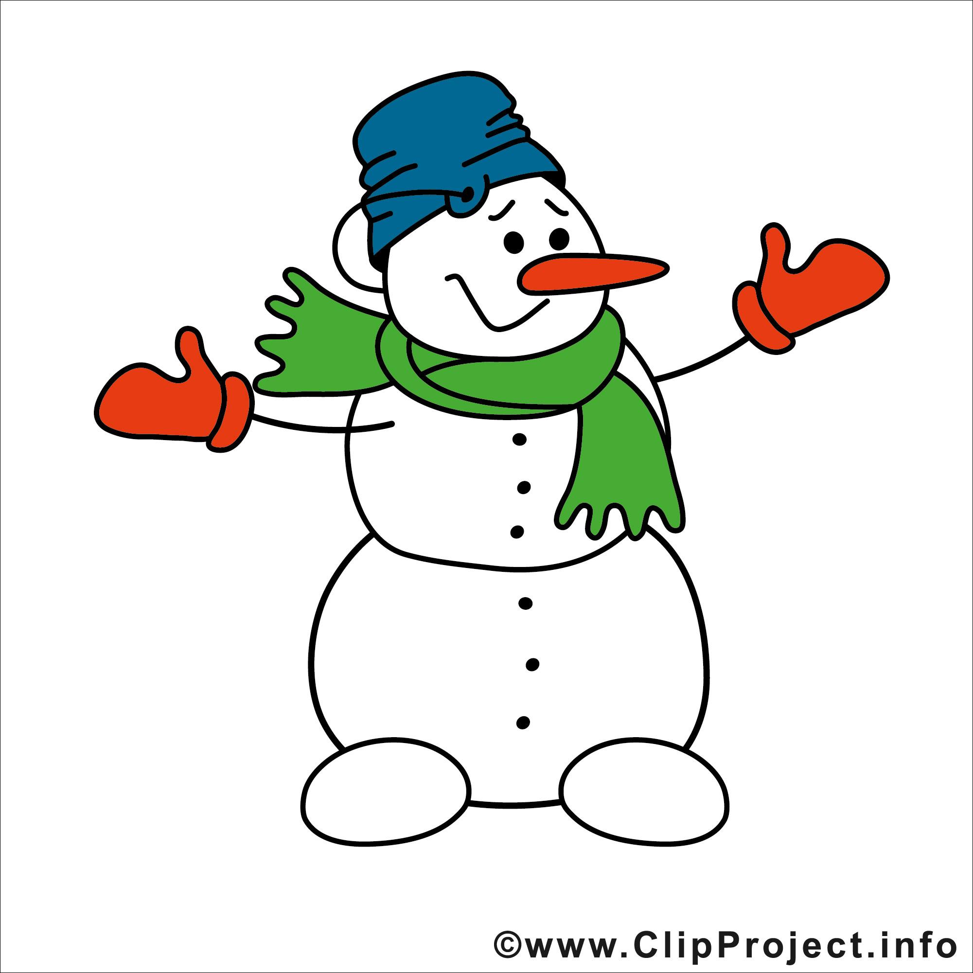 Clipart Menu Noel Gratuit