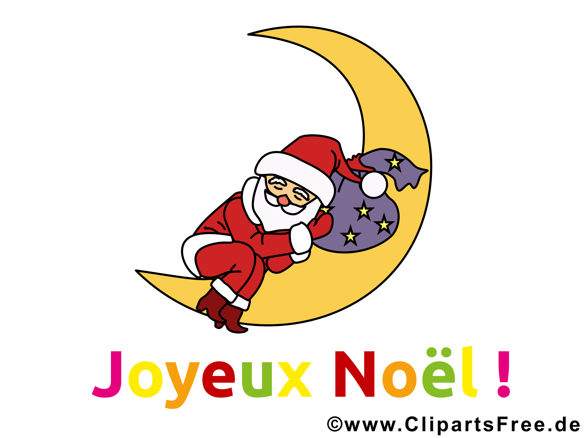 Carte virtuelle Joyeux Noël gratuite - Cartes de Noël ...