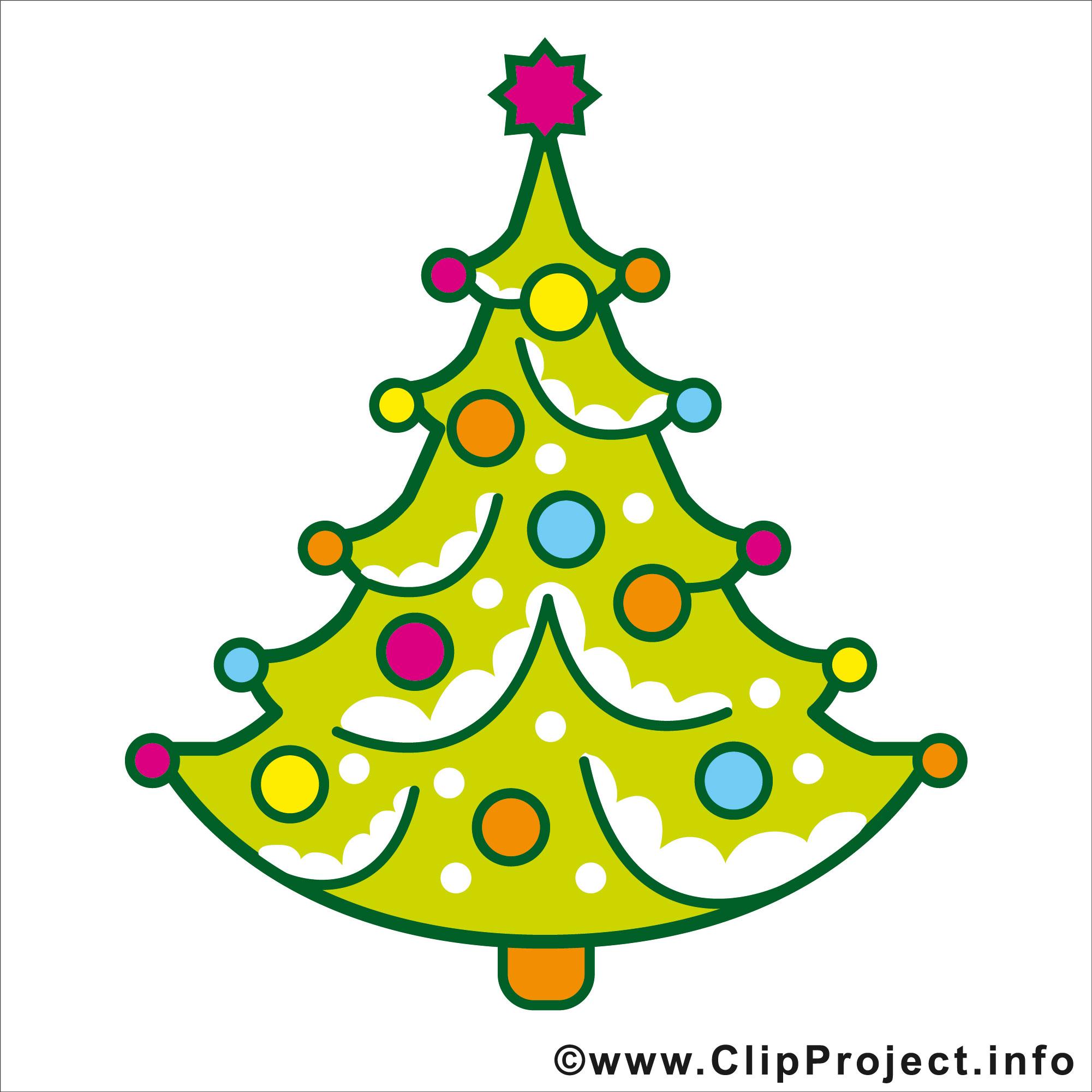 Clip art Sapin de Noël gratuite - Cartes de Noël dessin ...