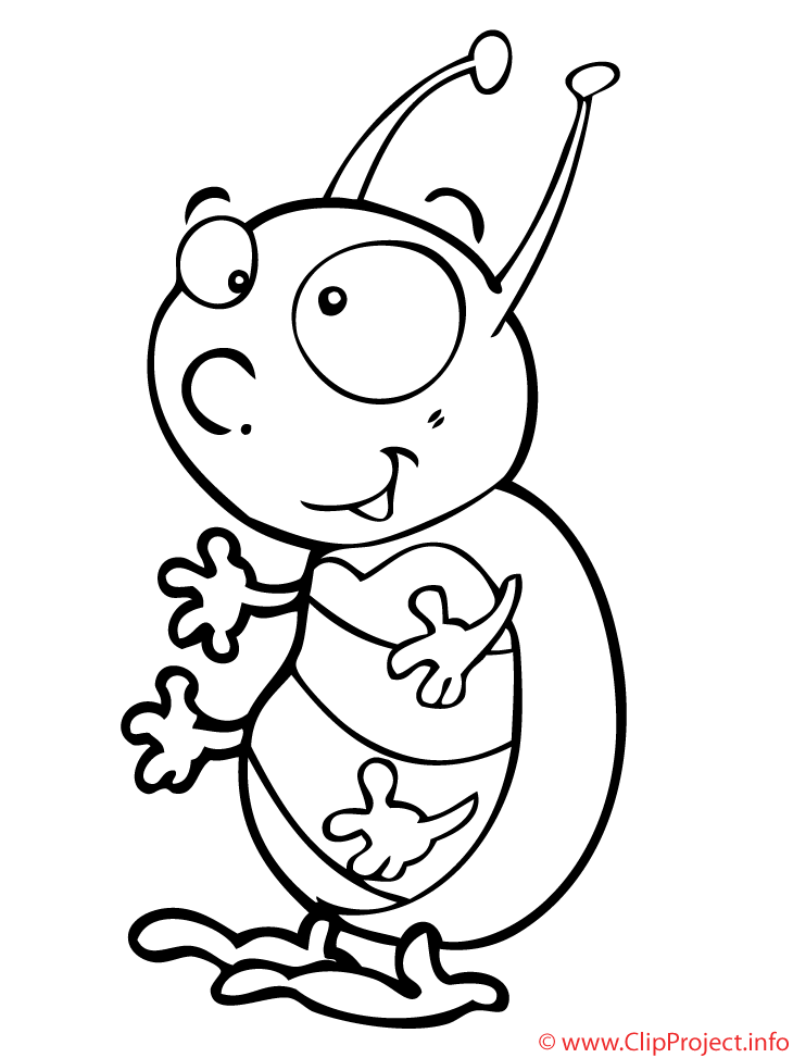 coloring pages of hillbillies cartoons | Petite bete coloriage - Animaux coloriages gratuit dessin ...