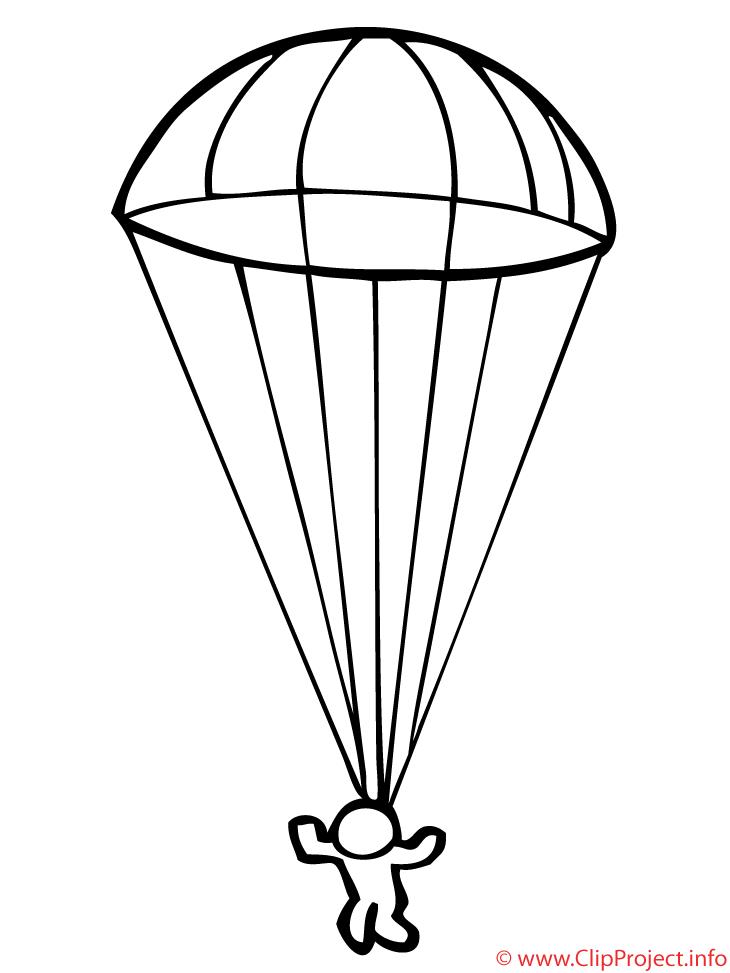 Parachutiste coloriage arm e coloriages gratuit dessin - Dessin parachutiste ...