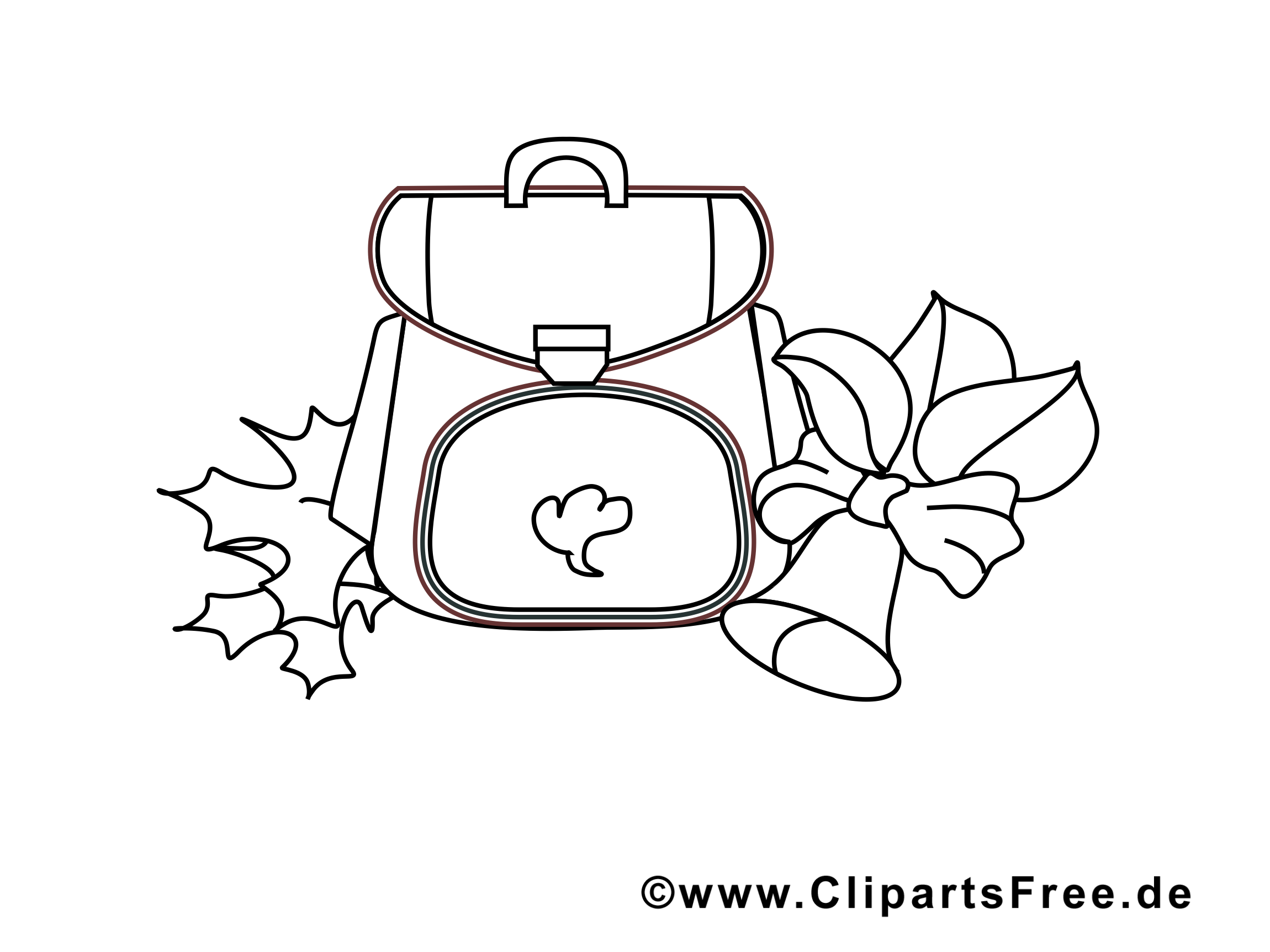Cartable image cole images colorier l 39 cole - Coloriage cartable maternelle ...