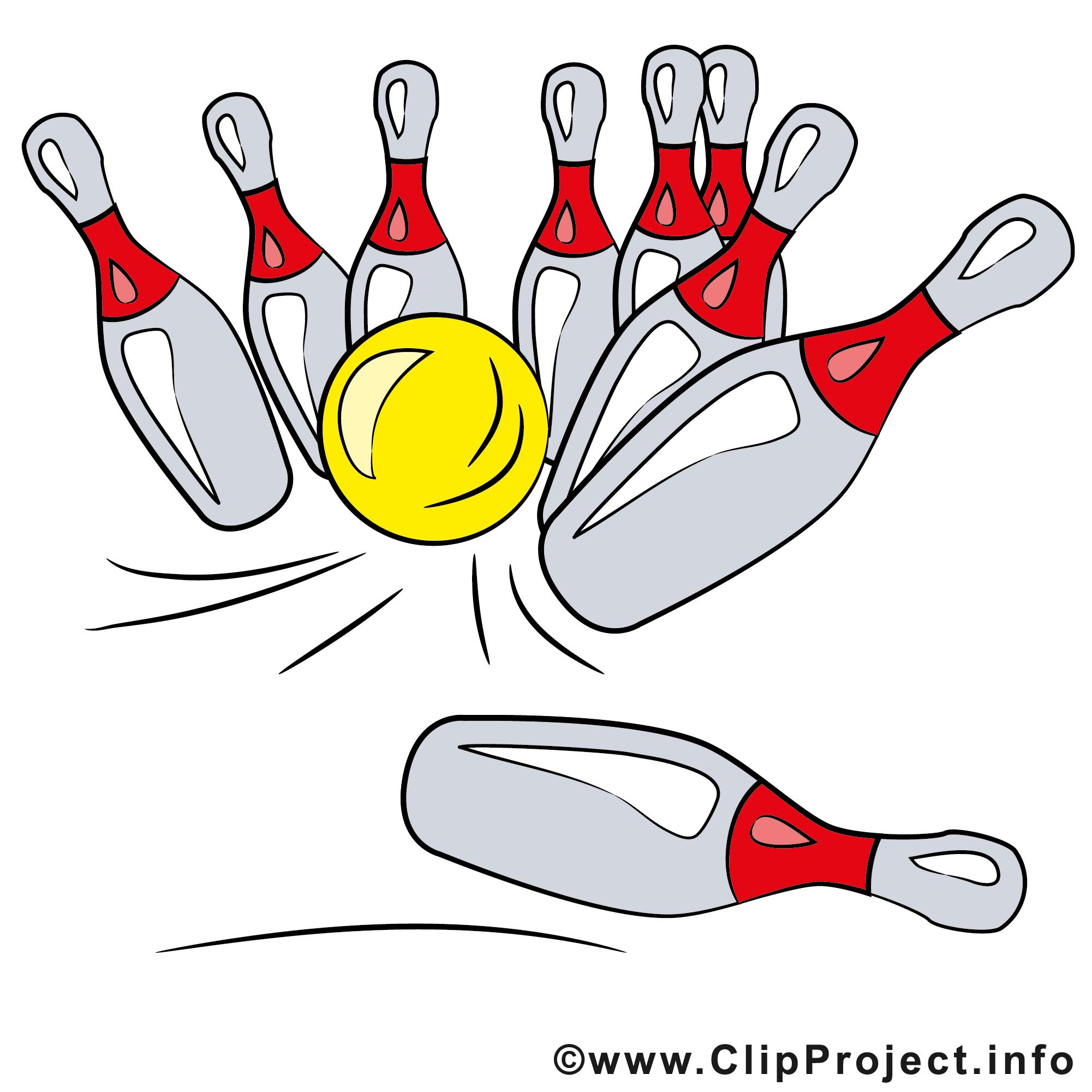 Quille dessin gratuit bowling image gratuite divers dessin picture image graphic clip - Bowling dessin ...