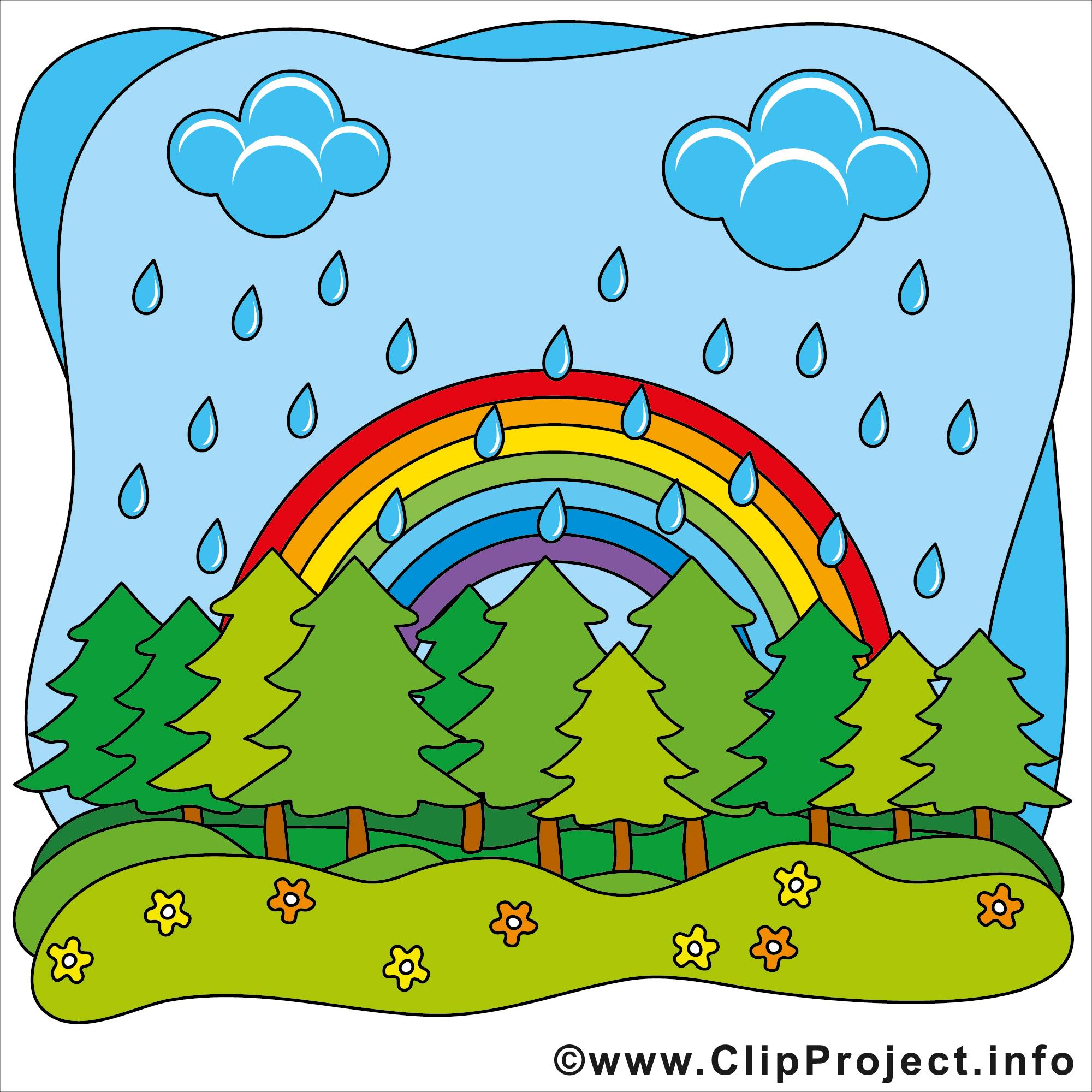 Parc arc en ciel t illustration t l charger gratuite - Image arc en ciel gratuite ...