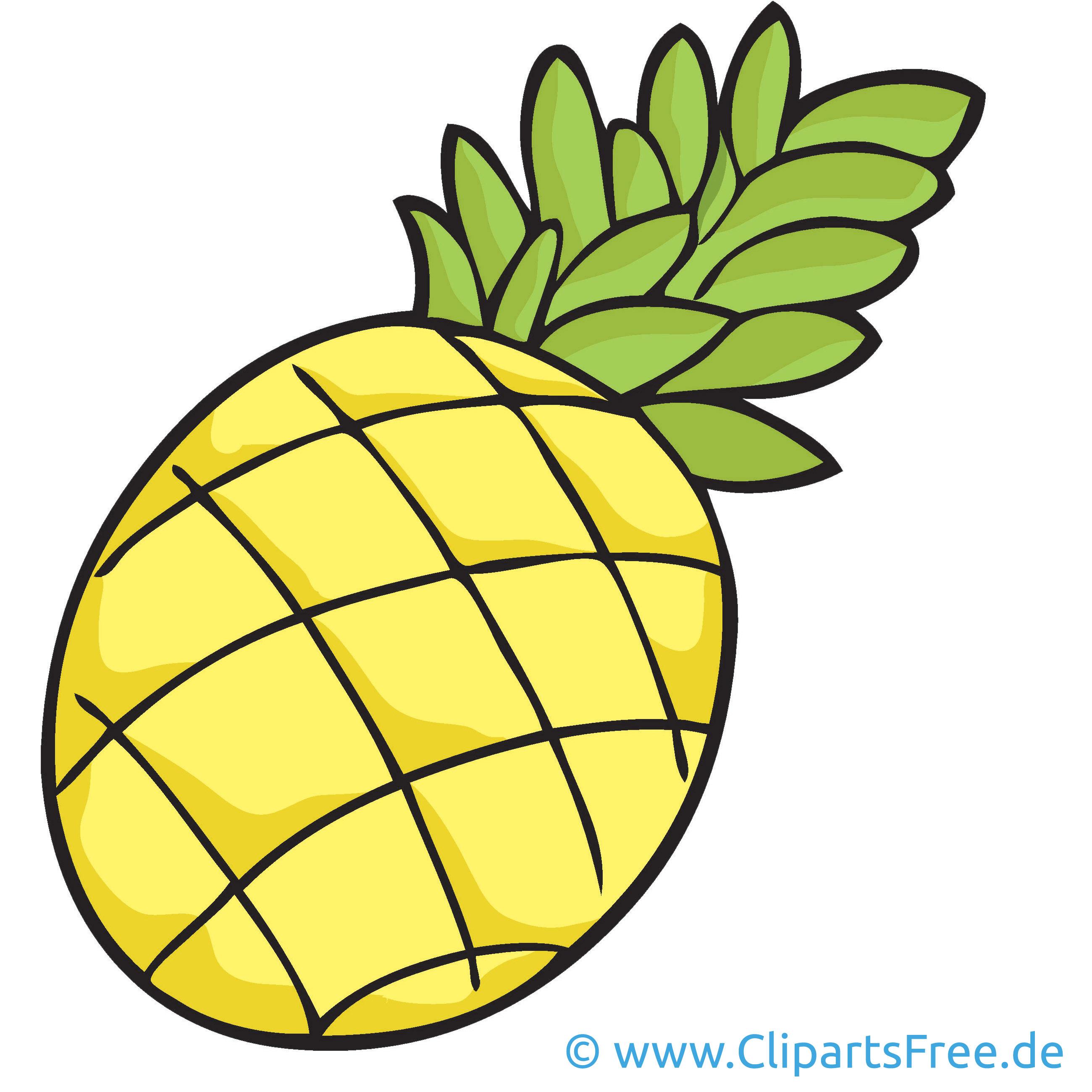 Ananas Image Gratuite