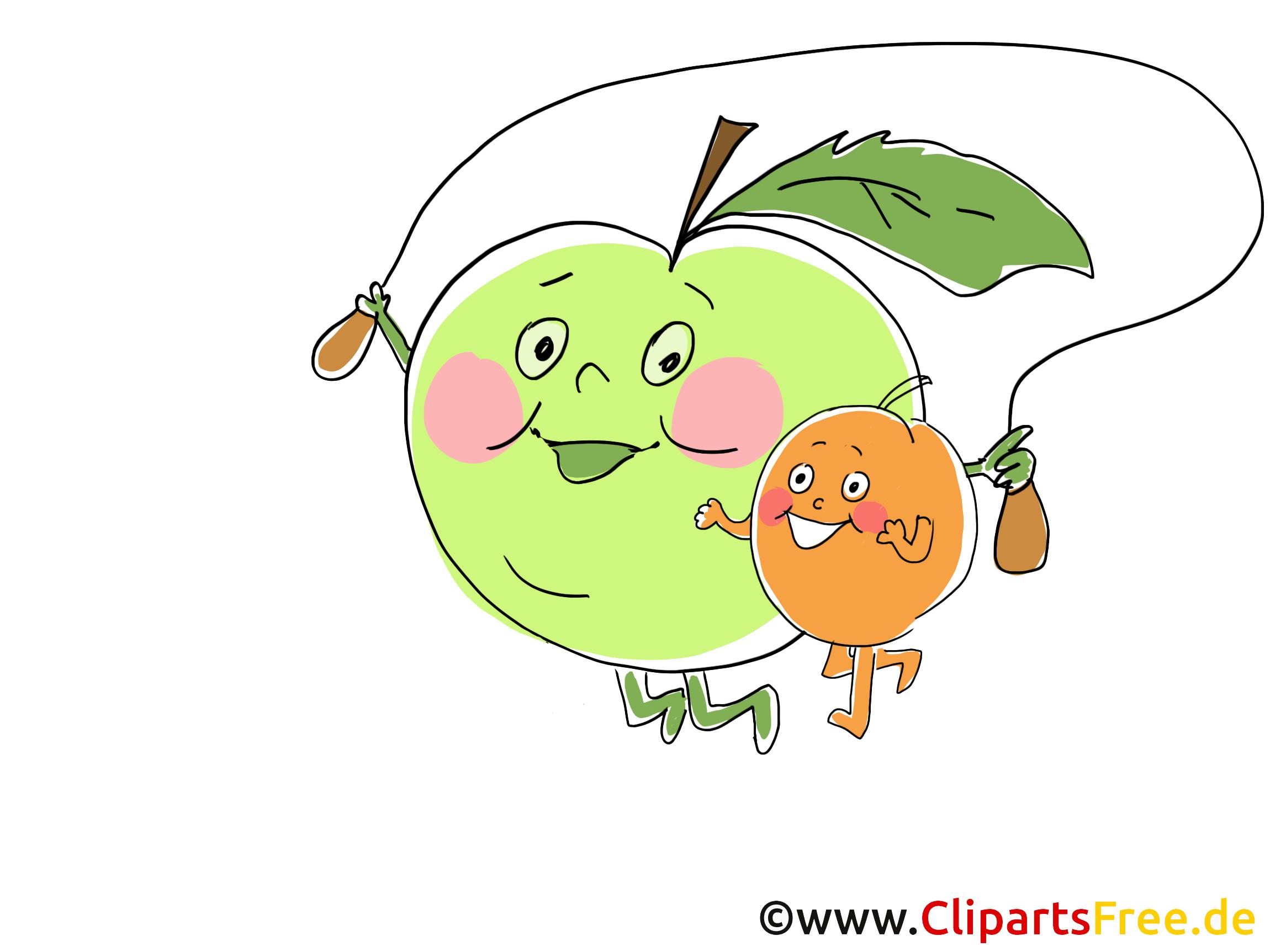 clipart fruits et légumes gratuit - photo #5