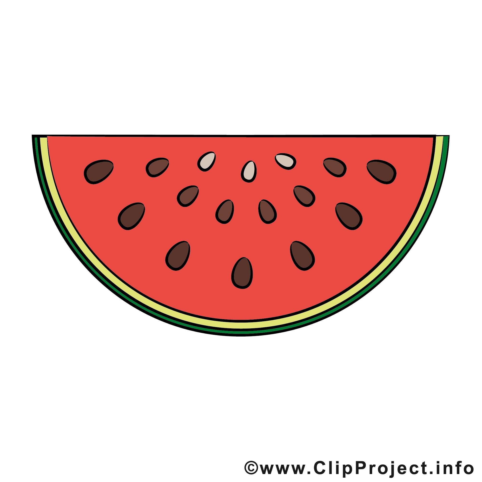 pastèque illustration  fruits images  fruits et légumes