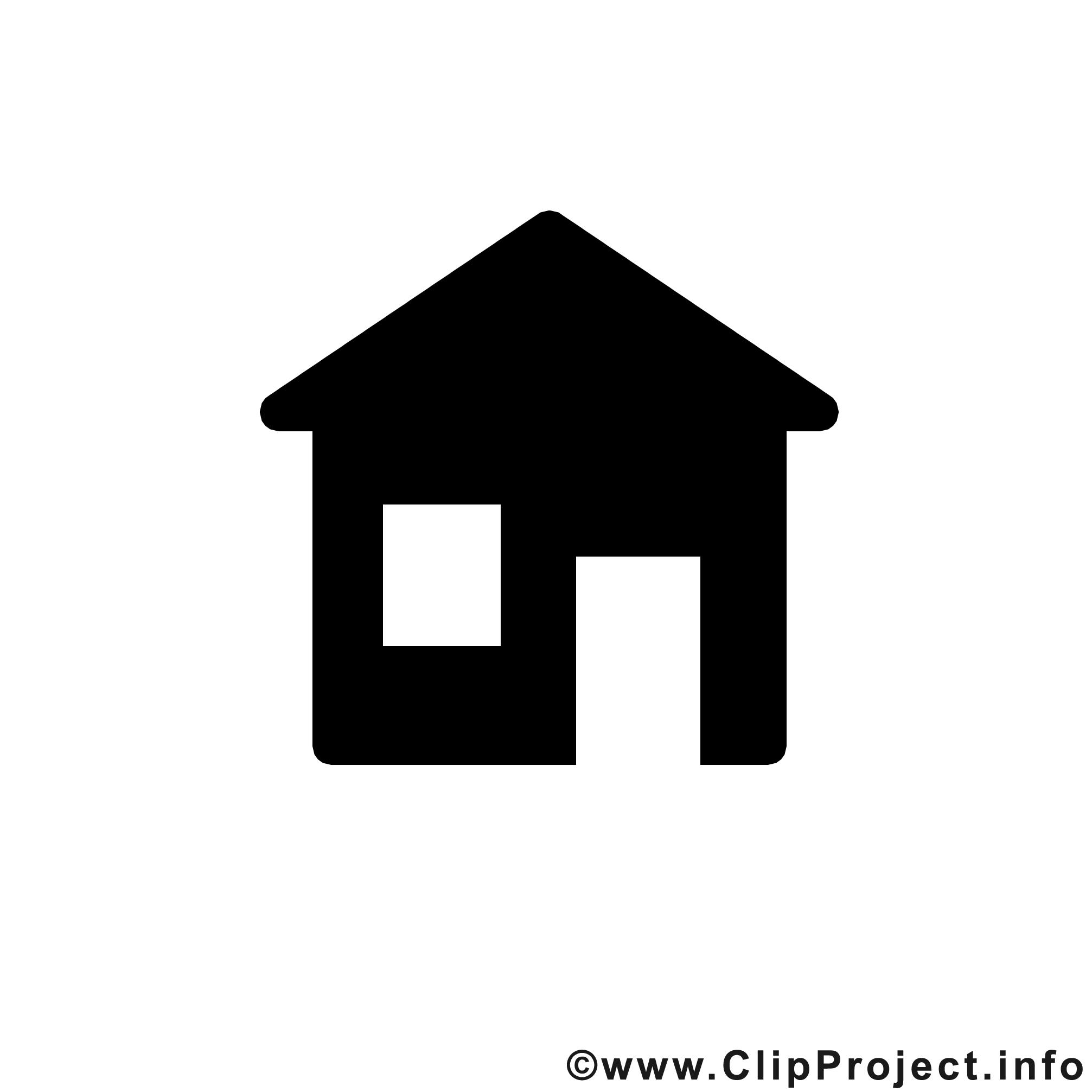 Maison dessin gratuit noir et blanc image noir et blanc dessin picture - Maison noir et blanc ...