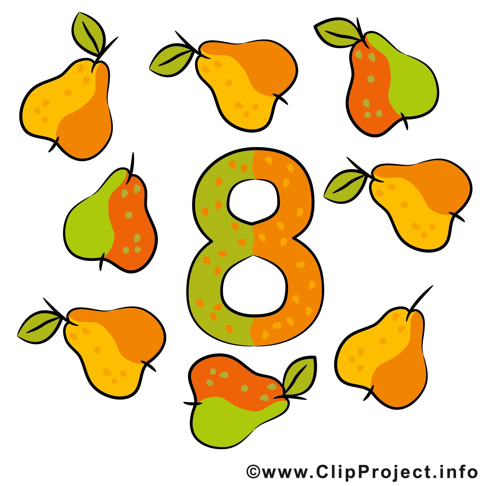 8 Clip Art