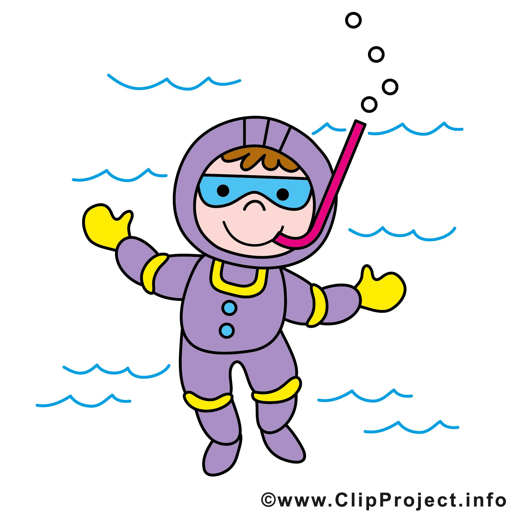 Plongeur dessin gratuit m tier clip arts gratuits - Plongeur dessin ...