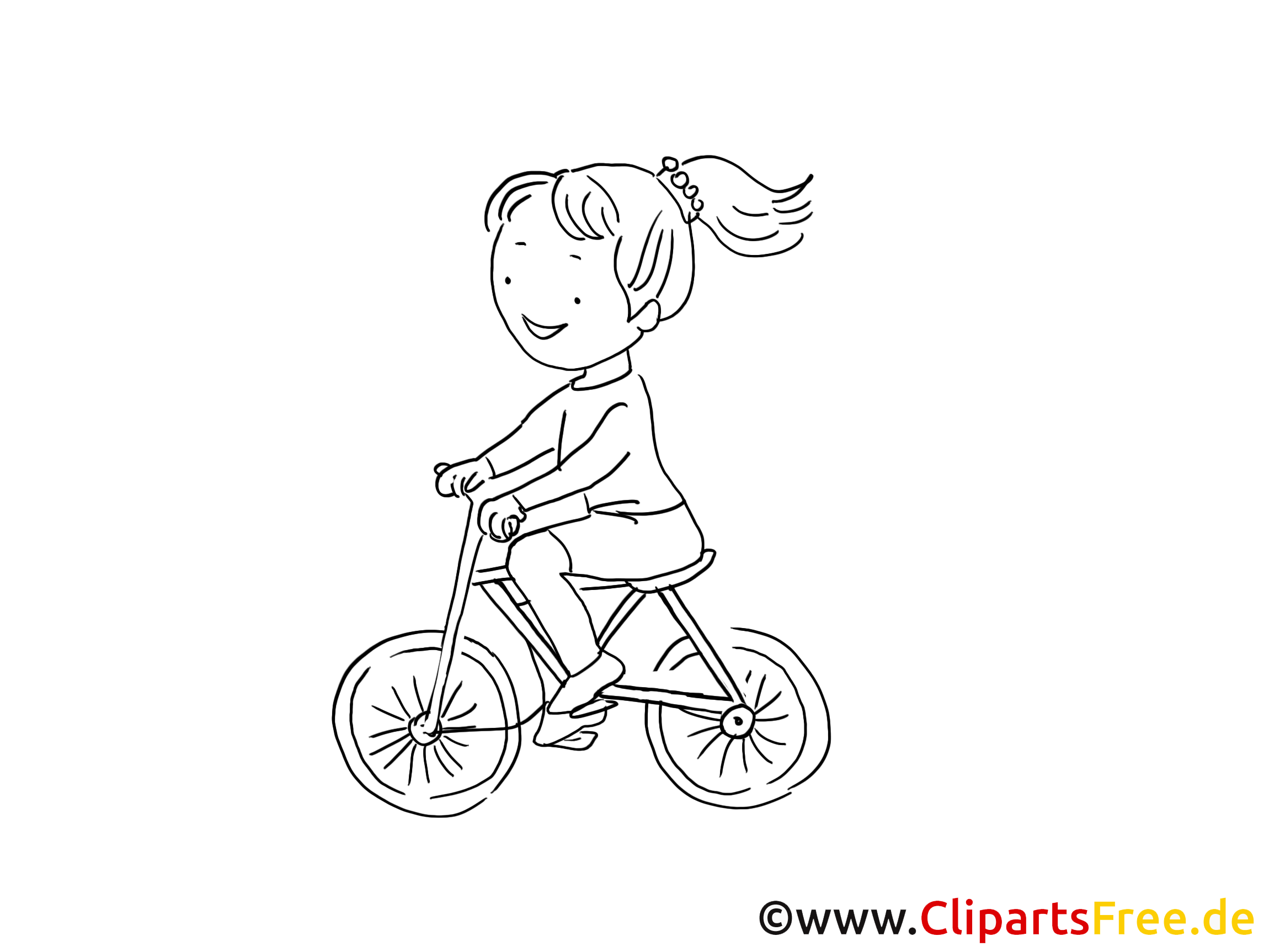 clipart sport velo - photo #25