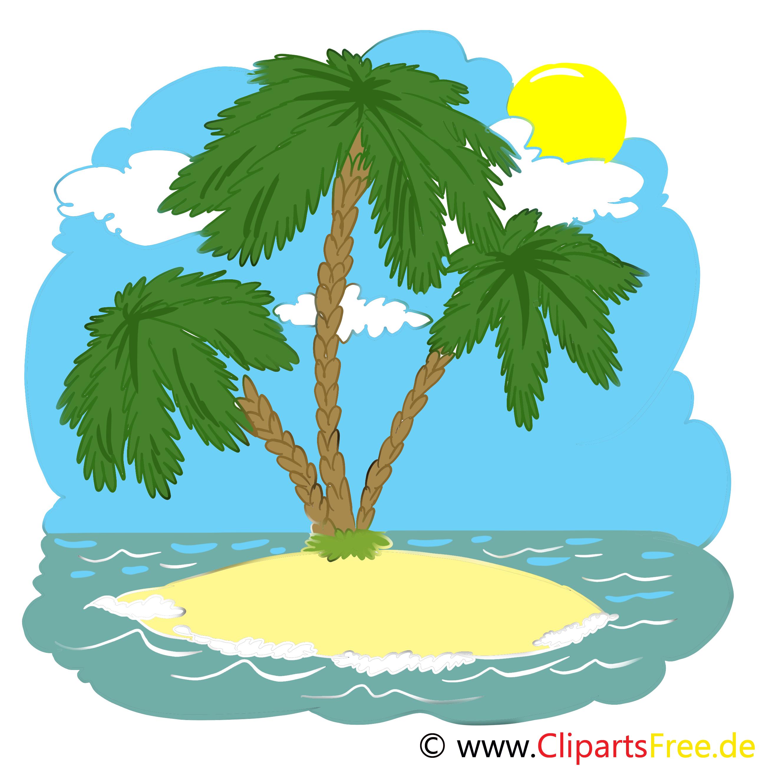 Mer dessin gratuit t l charger palmier image voyage - Palmier dessin ...