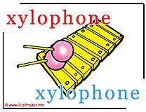 Xylophone - xylophone abc image dictionnaire anglais francais