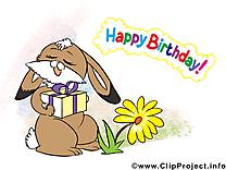 Joyeux  anniversaire illustration images