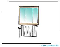 Chauffage dessin – Biens immobiliers cliparts