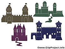 Fortification dessin gratuit – Biens immobiliers image