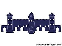 Image gratuite château – Biens immobiliers cliparts