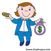 Banquier argent image à télécharger gratuite